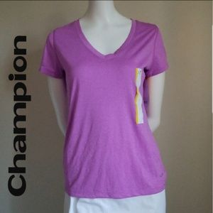 Champion semi-fitted t-shirt NWT! Size Small